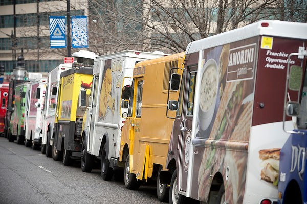 New York Food Truck- The New Delicatessen - DeliMenuPrices
