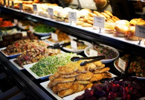 The Best Deli Uses Organic Produce-DeliMenuPrices