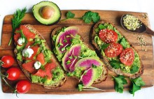 7 Different Ways to Enjoy Your Avocado Toast- DeliMenuPrices.com