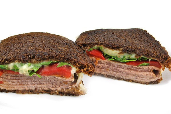 Gourmet Roast Beef Sandwich for the Family - DeliMenuPrices